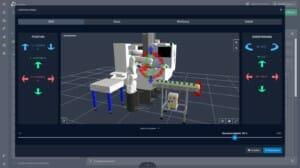 Robotersimulation aus der Cloud