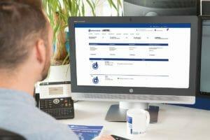 Online-Shop zur Antriebskonfiguration von Dunkermotoren