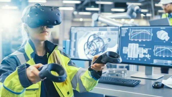 5G beschleunigt bei Hyperbat Virtual-Reality-Lösungen für den digitalen Zwilling