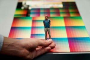 3D-Softproof macht additive Fertigung vorhersagbar: Kooperation von Fogra und V3D