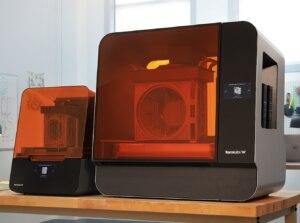 3D-Drucker für großformatige Bauteile in der Medizin- und Dentaltechnik