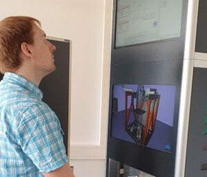 Sicherheitstests vor der Inbetriebnahme von Robotern
