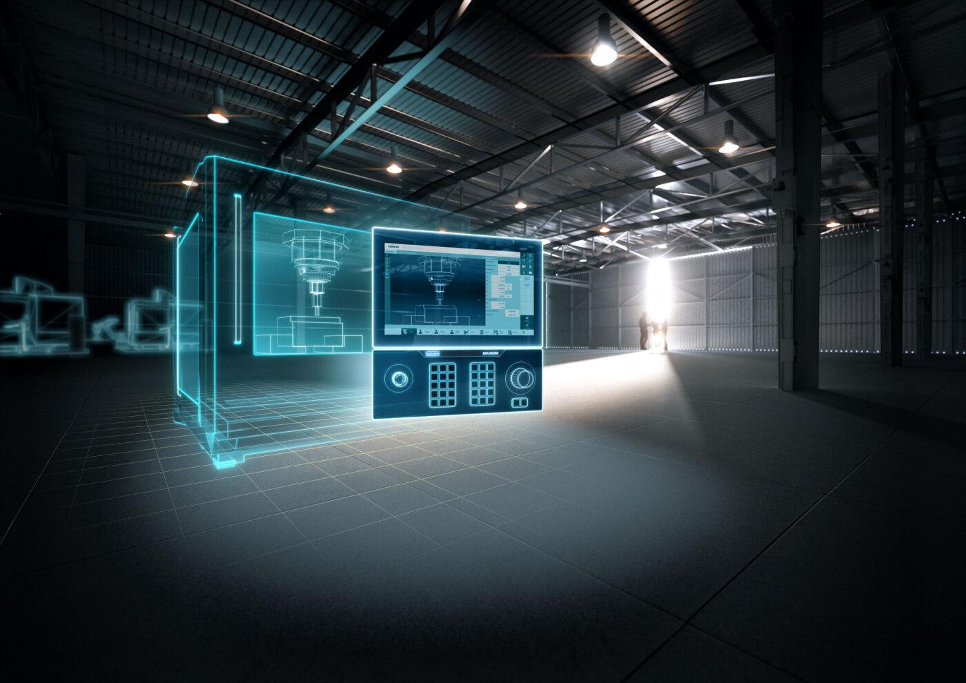 """Siemens auf der EMO: Sinumerik wird zum """"Digital Native"""""""