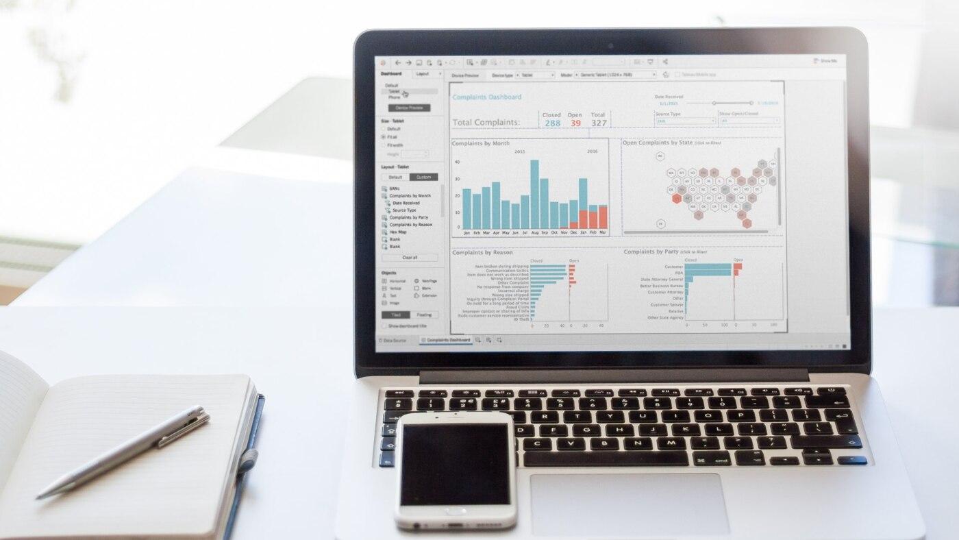 Tableau 2019.2: optimierte Karten für standortbasierte Daten