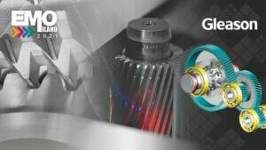 EMO 2021: Gleason zeigt LösungenIn-Prozess-Qualitätskontrolle mit Getriebegeräuschanalyse und Live-Demos
