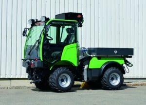 Multifunktionsfahrzeuge mit hybridem Mobilitätskonzept: Groschopp entwickelt Elektromotor