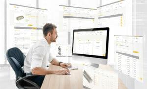 Elektrokonstruktion mit effzientem Datenmanagement