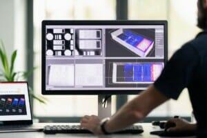 Visualisierungssoftware für Metall-3D-Druck