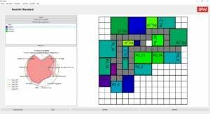 Grob-Layout für die Fabrikplanung automatisiert erstellen mit der Software MeFap