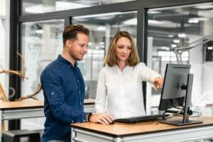 Digitalisierung im Maschinenbau: Studie von Item