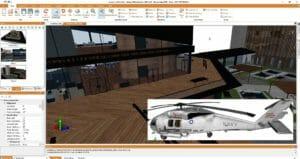 Texturen: Neu in der 3DView Station 2021 von Kisters
