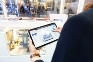 digitale Zwillinge im Maschinenbau