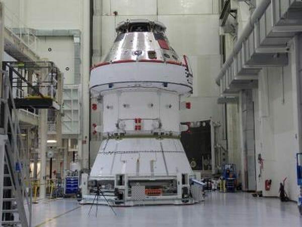 Systemanalyse mit SIAT von NEC bei Lockheed Martin, Raumfahrzeug Orion für Artemis-Mission der NASA