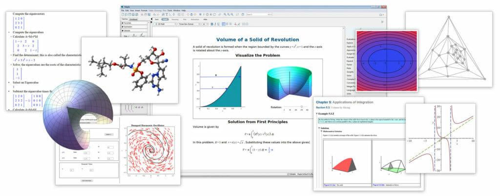 Mathematik-Software Maple Version 2021