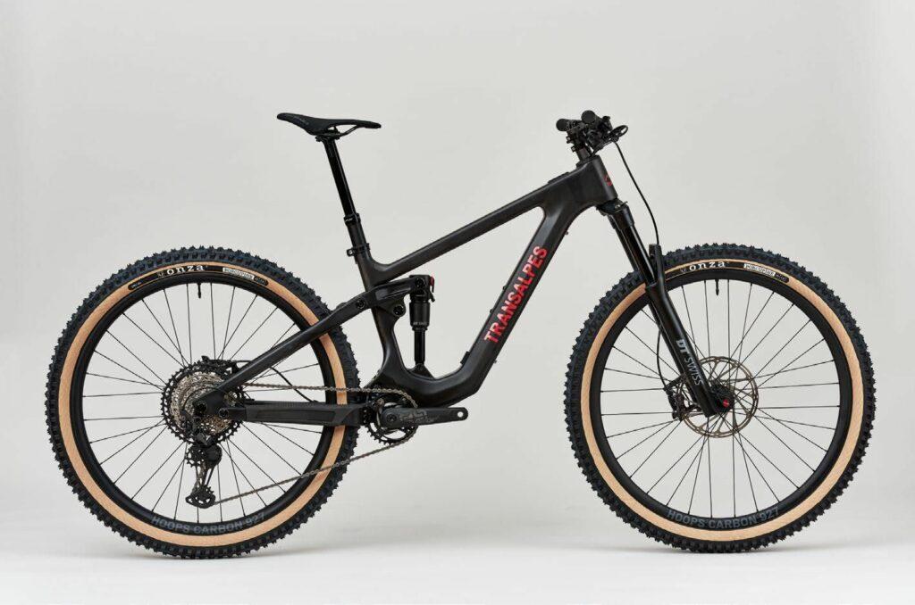 E-Bikes: TRANSALPES E1 mit maxon BIKEDRIVE AIR