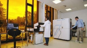 3D-Mikrofabrikation: Neues Zentrum von Nanoscribe
