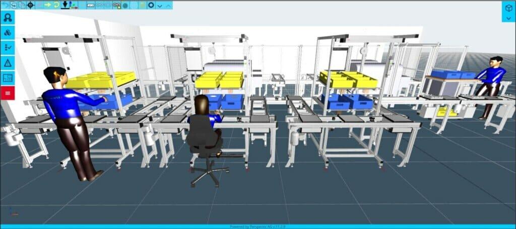 Online-Konfiguration bei Bosch Rexroth mit Lösungen von Perspectix
