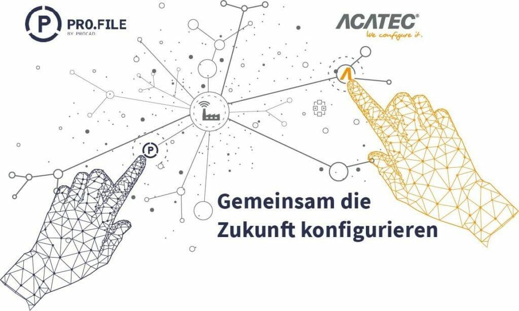 Produktkonfiguration und PLM: Procad erwirbt Acatec
