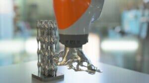 Nachbearbeitung im 3D-Druck