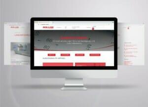 Automation mit Lineartechnik: Neues Blog von Rollon