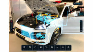 Game Engines in der Produktentwicklung bei Porsche