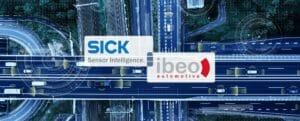 3D-Lidar-Sensor: Technologiepartnerschaft von Ibeo und Sick