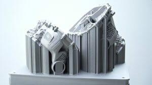 Metall-3D-Druck für E-Antriebsgehäuse