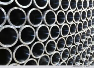 CNC-Teile aus Rohr-Halbzeugen