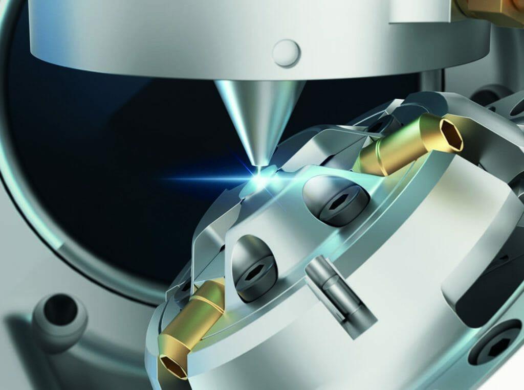 Laserbohren: Neues Maschinenkonzept von stoba