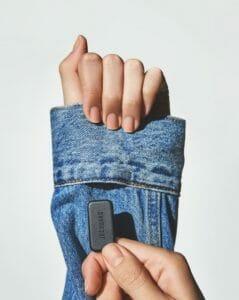 Wearable-Plattform: Jacquard-Tag für die Jeansjacke