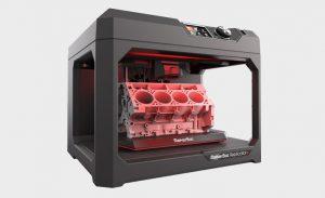 CINTEG wird MakerBot-Partner im Bereich Desktop 3D-Druck.