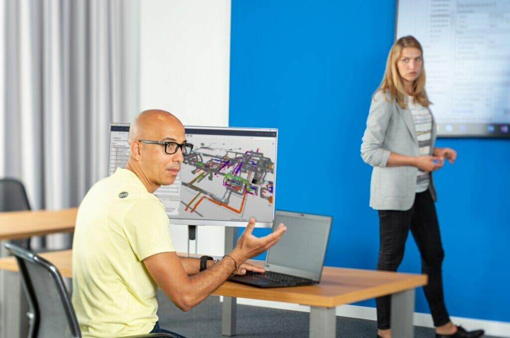 Model Checker sorgen für effizienteres BIM-Management