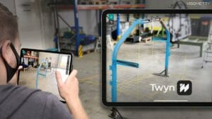 Augmented Reality für die mobile Inspektion und Qualitätssicherung beim Landmaschinenhersteller Krone