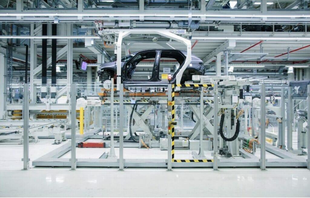 Smart-Factory-Lösung für Schweißprozesse bei Volkswagen